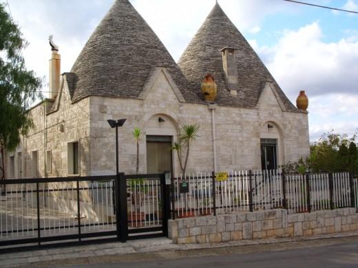 the modern trullo dwelling