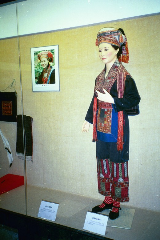 Guangxi Minority Clothing
