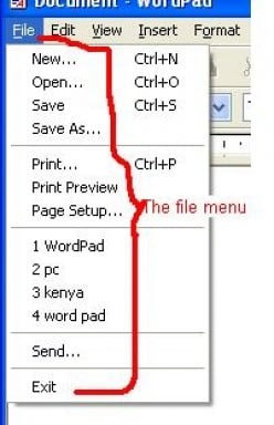 Working With WordPad; What You Need To Know