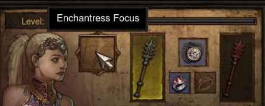 Diablo 3 Enchantress Focus