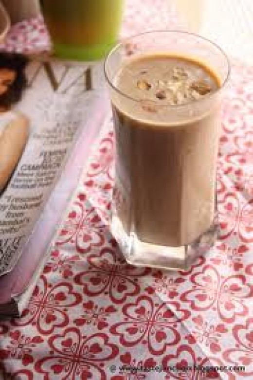 Rise and shine with this nutritious smoothie