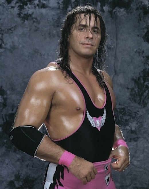 The Mat and Submission Master Bret The Hitman Hart