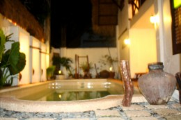Villa is next to a lovely pool on the 3rd Day/Night
