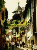Photos in Historic Freiburg, Germany ~ Flavor of a Day