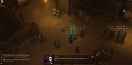 Diablo 3 Lies and Trap At Khasim Outpost