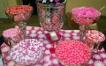 Candy Buffets:  The Scoop On A Sweet Wedding Reception Idea