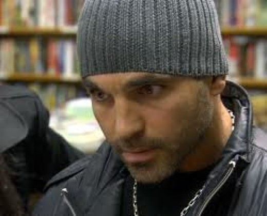 Joey Gorga, Teresa's only brother