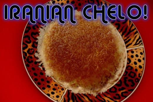 "Iranian Rice Recipe ""Chelo"""