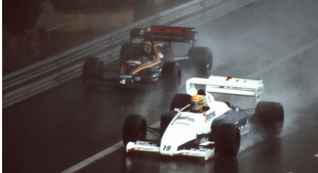 Ayrton Senna's Legendary Rainy Drive of the 1984 Monaco Grand Prix