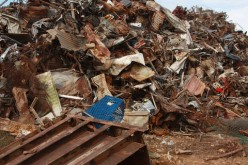 What types of objects can I sell at a scrap metal buyer?