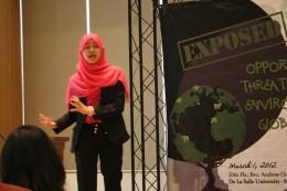 Mardhatilla Amalia of University of Indonesia - 2nd Place