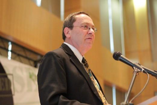 Dr. Peter Koppinger, Country Director, Konrad Adenauer Stiftung