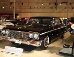 1964 Chevrolet Impala Super Sport - My first car.