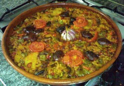 How To Make Arroz Al Horno - A Classic  Spanish Dish - Plus Serving Suggestions