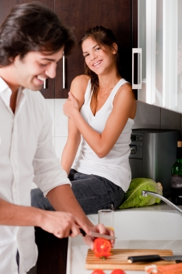 "Download ""Boyfriend With His Girlfriend"" by photostock Image(s): FreeDigitalPhotos.net"
