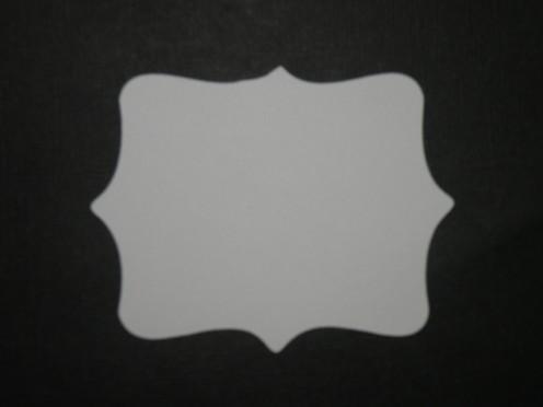 Frame cutout