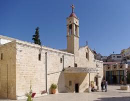 St. Gabriel's Greek Orthodox Church in Nazareth