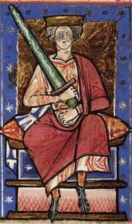 Aethelred had made unwise decisions and was forced from his kingdom, came back and gathered an army to oust the young Knut Sveinsson but died before Knut could take London in 1016