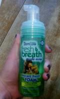 Tropiclean Fresh Breath Foam