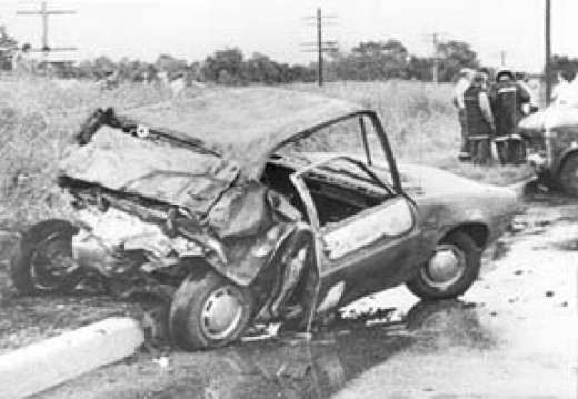 Ford Pinto: an actual death trap