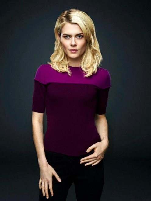 Rachael Taylor as Jane Van Veen
