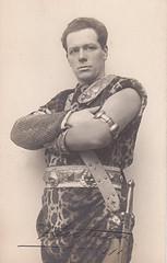 (Vintage) male opera singer
