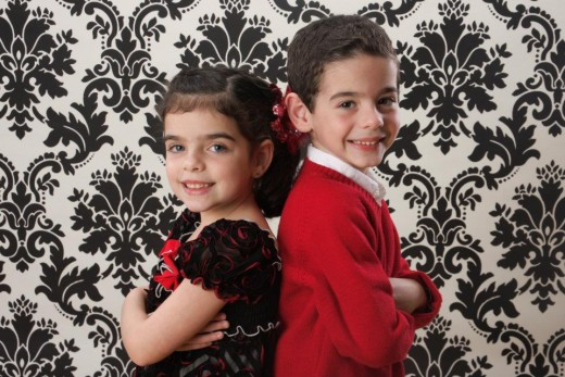 My twins!