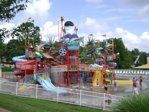 Oceans of Fun water park