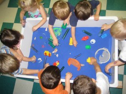 Give a learning environment to your kids so that they are open to learning throughout their lives