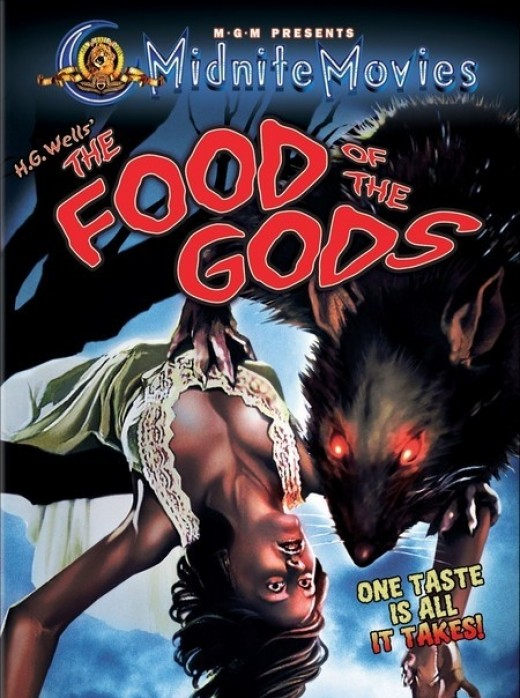 Food of the Gods: Perhaps the worst movie of all time