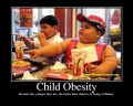 Is Obesity and Consumerism a ploy to make parents and citizens go bankrupt?