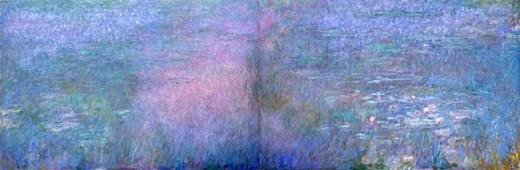 "Monet's ""Water Lilies"" ~ Chichu Art Museum, Tokyo"