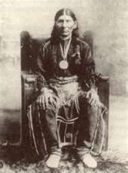 Chief White Eagle