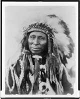 Sioux Chief Black Thunder