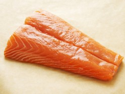 Salmon has the highest amount of Vitamin D.