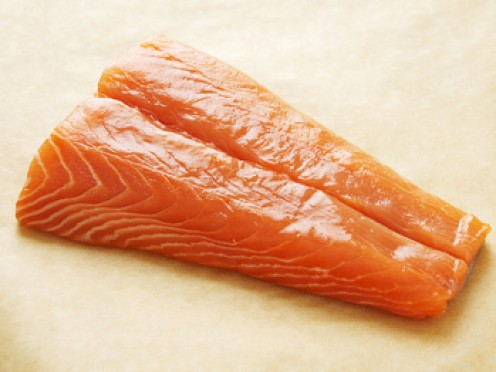 Salmon has the highest amount of Vitamin D.