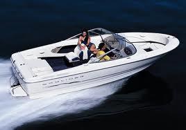 Inboard/Outboard Boat