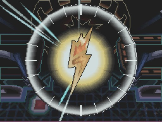 Bolt badge - you will earn this after you defeat the electric type game leader.  Gym badges are earned after your victory at a specific gym.