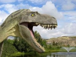 Ancient Man Lived Along with Dinosaurs