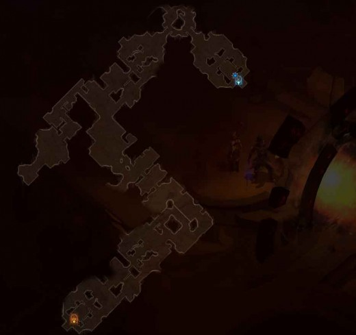 Diablo 3 Find Zoltun Kulle's Body in the Realm of Shadow