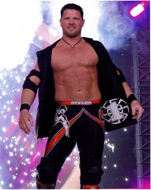 The Phenomenal AJ Styles