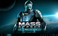 Review of Mass Effect Infiltrator: Android Essentials