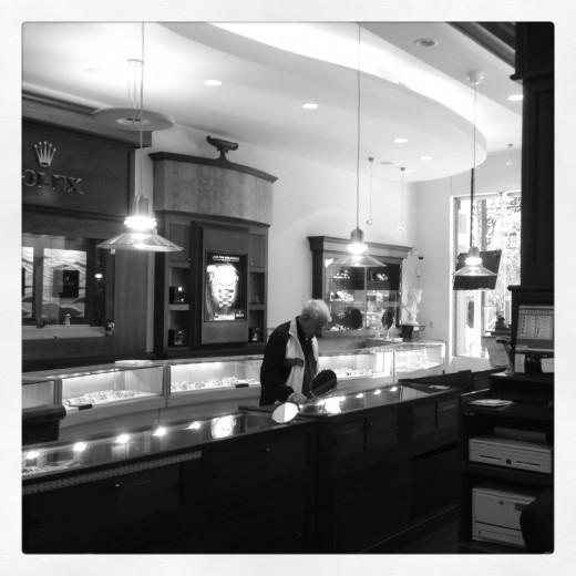 Jeweler's Trade Shop