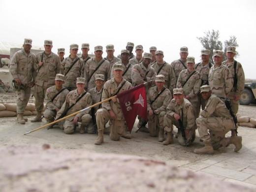 In Iraq 2003