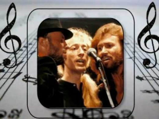 The Late Robin Gibb