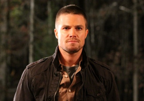 Oliver Queen is a man on a mission in the Arrow TV series