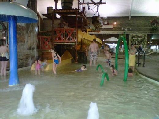 Wasserbahn resort