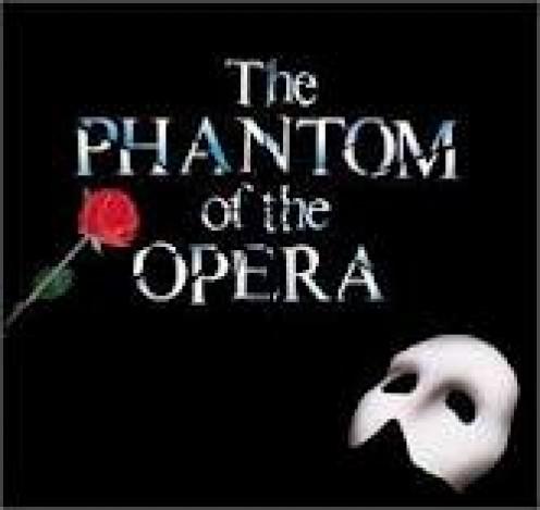 Phantom of the Opera BillBoard
