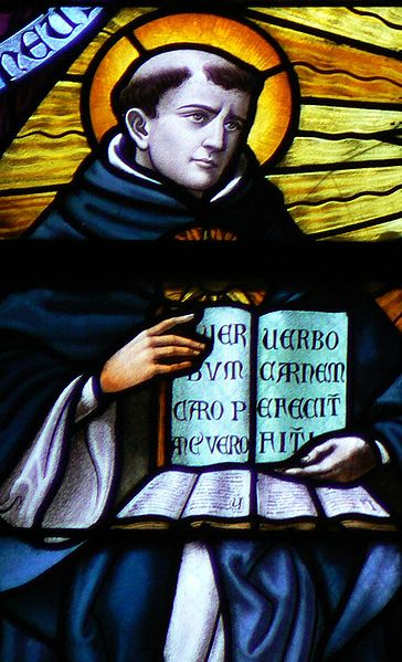 St. Thomas Aquinas - Master Theologian & Philosopher