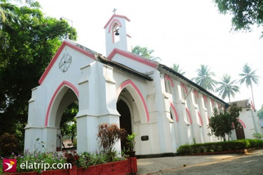 The English Church, Nadakkavu, Kozhikode